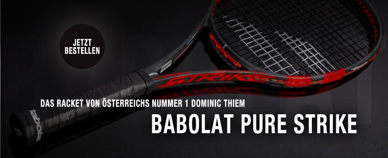 Babolat: Die Wahl von Dominic Thiem