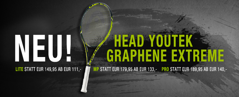Head YouTek Graphene Extreme