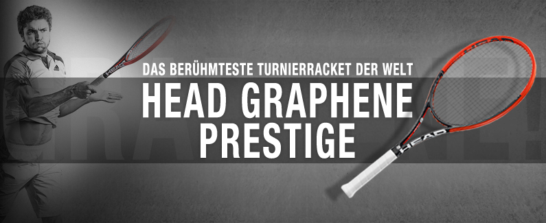 Head Graphene Prestige