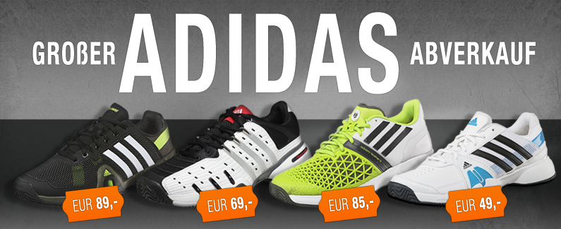 Adidas Abverkauf