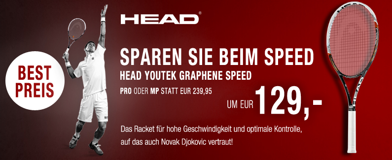 Head Youtek Graphene Speed
